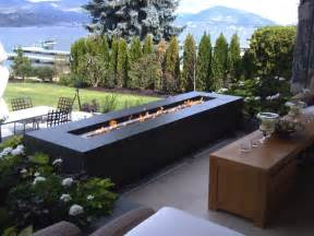 Patio Design Kelowna Custom Outoor Feature Modern Patio Vancouver