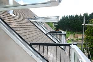 Dormer Window Construction Details Velux Cabrio Suppliers Fitters Installers