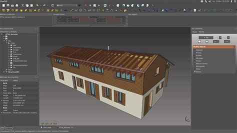 free architectural cad software freecad freeware de
