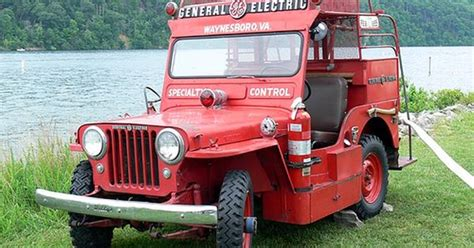 1961 Willys Jeep Parts Willys Fc 170 1961 Willys Jeep Fc 170 4wd Ambulance