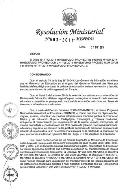 norma tcnica para mantenimiento de locales escolares 2016 rm n 176 593 2014 minedu quot norma t 201 cnica que regula la