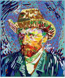 Artists Cool Kid Facts Free Illustration Vincent Gogh Painting Free