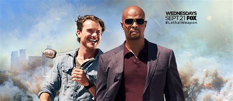 tv show 2016 2017 lethal weapon tv show on fox ratings cancel or season 2