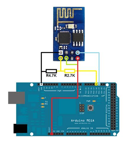 wiring diagram for arduino serial lcd display get free