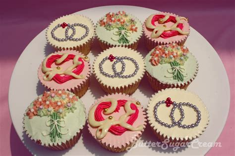 cupcakes ideas for bridal showers wedding accessories ideas