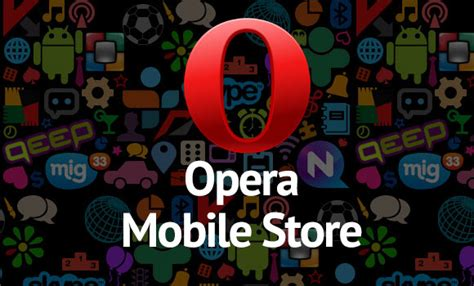opera mobile app store microsoft partners with opera mobile store to be the