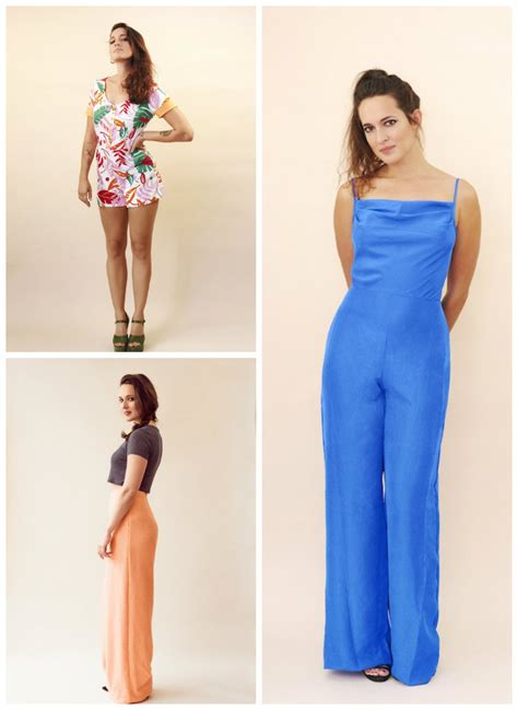 Holly Jumpsuit Pattern Review | by hand london holly jumpsuit
