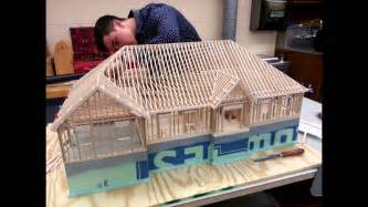 house models to build building the 1 24 scale architectural model youtube
