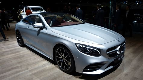 mercedes s class coupe amg 2018 mercedes s class and mercedes amg s class coupe