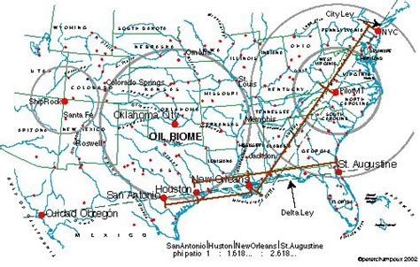 ley lines map usa magnetic ley lines in america ley lines sources of