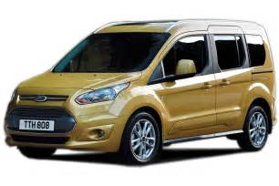 ford tourneo connect mpv prices specifications carbuyer