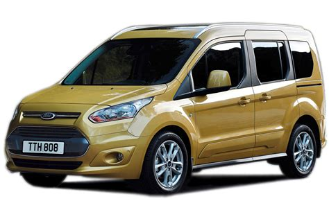 ford tourneo connect mpv  review carbuyer