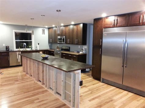 Long Narrow Kitchen Island Wonderful Kitchen Skinny Kitchen Islands With Home