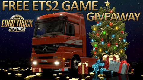 Free Truck Giveaway 2016 - free euro truck simulator 2 giveaway ets2 mods
