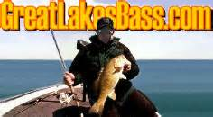 great lakes and michigan bass fishing home page