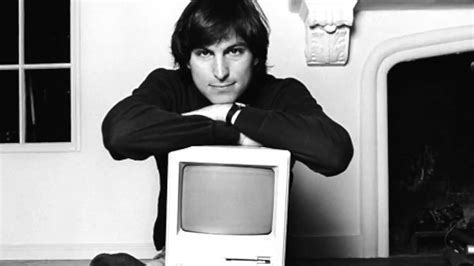 quick biography of steve jobs steve jobs think different hd youtube