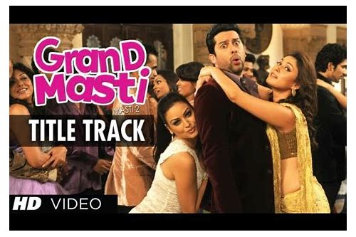 download song of grand masti