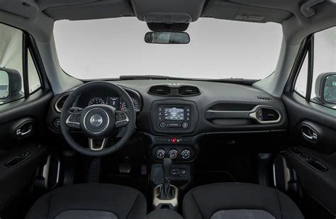 jeep liberty 2017 interior lleg 243 el jeep renegade con caja autom 225 tica mega autos