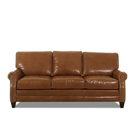 comfort furniture comfort design cl7000 10 s camelot leather sofa discount