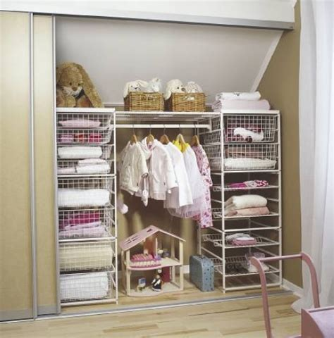Baby Wardrobe Designs by