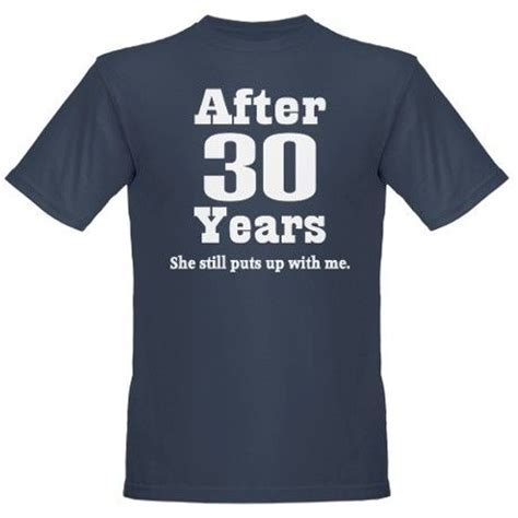 30th Anniversary Funny Quote Organic Men's T Shirt (dark