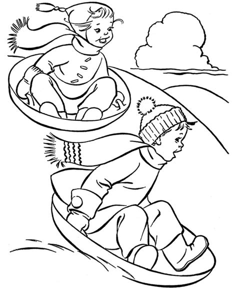 winter break coloring page 10 best coloring pages winter images on pinterest