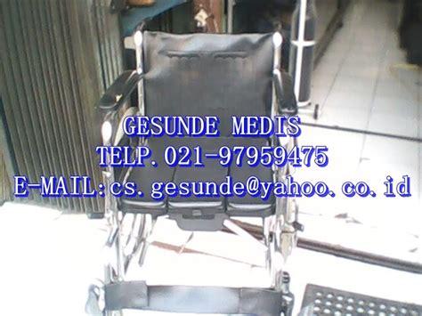 Kursi Untuk Buang Air Besar kursi roda bekas jual kursiroda second 2 in 1 commode