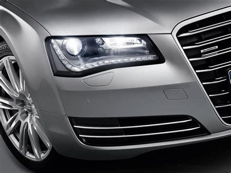 Audi A8 Led by Automotive Database Audi A8