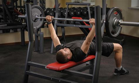 barbell bench presses exercises you should avoid if you have bad shoulders