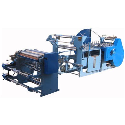 Paper Bag Machine - friends engineering overseas exports manufacturer of