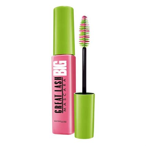 Maybelline Greatlash Mascara Review by Buy Great Lash Big Mascara In Blackest Black 10 Ml By