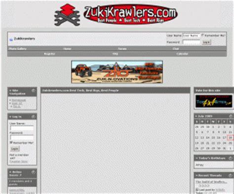 zukikrawlers.com: zukikrawlers