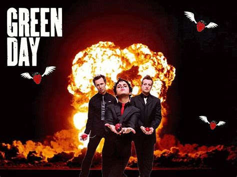 green day cool green day wallpapers desktop music wallpapers