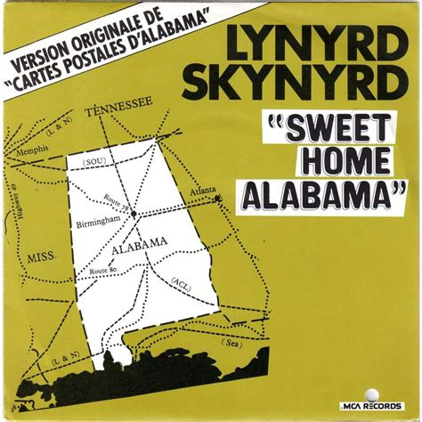 lynyrd skynyrd sweet home alabama album name