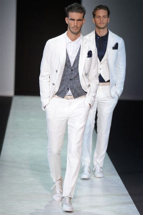 White Wedding Suits and Variations of Ideas   Fashion