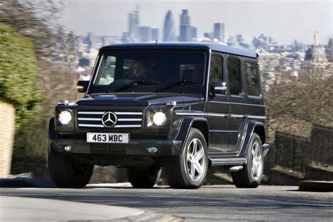 mercedes g wagen mercedes g class returns to the uk market available