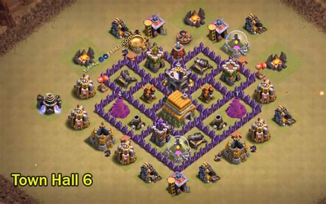 coc special layout 10 immortal th6 war base layouts for town hall 6 with 2