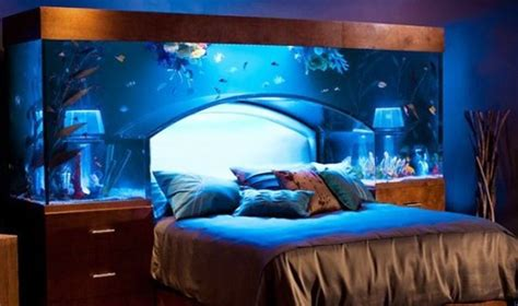 aquarium bed top 10 inspirational bedrooms home design and interior