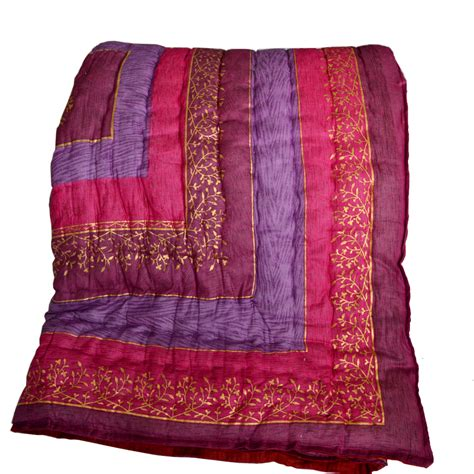 Printed Quilt by Jaipur Procion Gold Printed Quilt Deals For Bulk