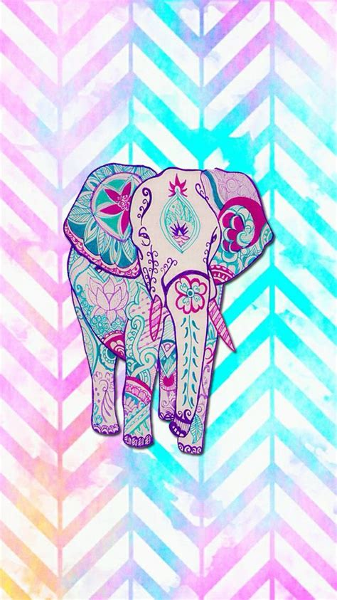 girly elephant wallpaper sunshine dazzles who loves freebies even my phone