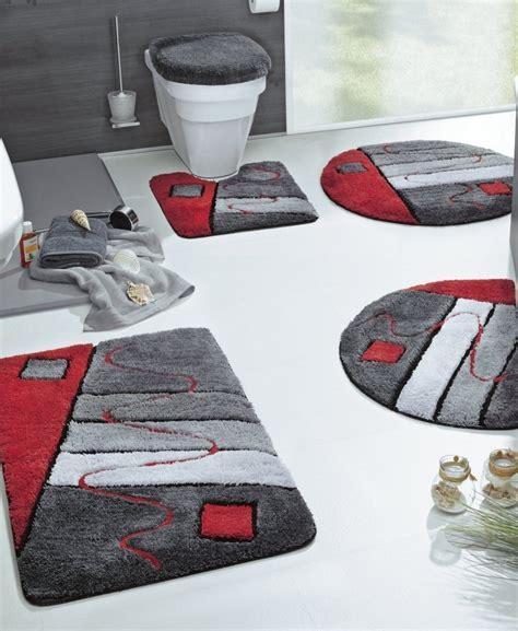 badezimmer garnitur badgarnitur rot atemberaubend sch 246 nes zuhause badezimmer