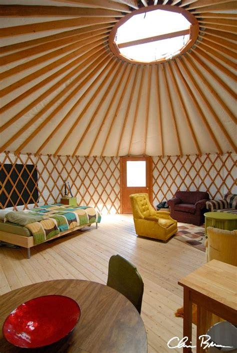 the yurt 5 stunning yurt interiors the mud