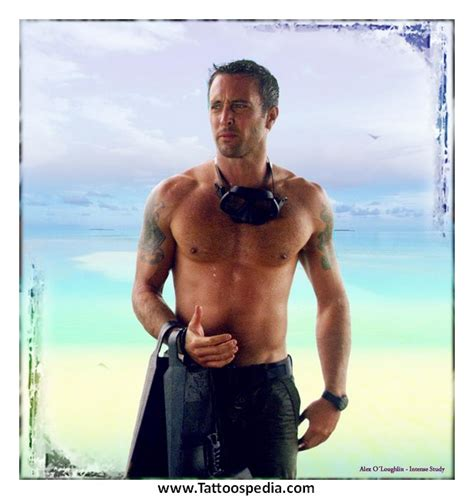 alex o loughlin tattoos tattoo collections