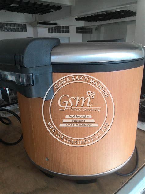 Rice Cooker Yang Besar mesin penanak nasi ukuran besar toko mesin madiun