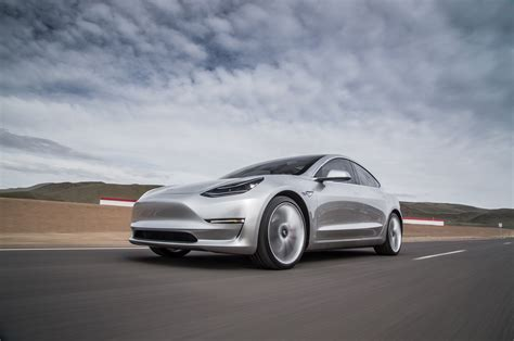 Tesla Ivender Iii Authentic 1 new tesla model 3 but still no sign of sn1 automobile magazine