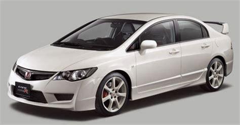 2007 honda civic type r sedan details