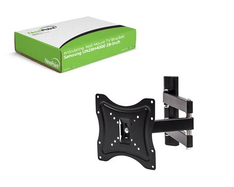 articulating samsung 28 inch tv wall mount bracket for