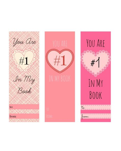 printable bookmarks valentine s day free printable valentine s day bookmarks family focus blog