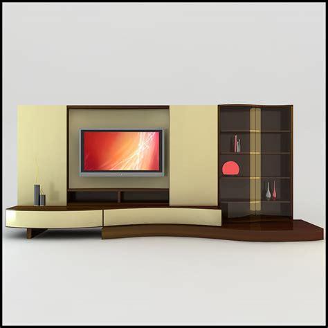 3d tv wall unit design ideas for house modern tv wall unit 3d model