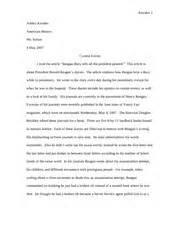 Ronald Essay by Renaissance Essay Kavalec 1 Kavalec Mrs Donat World History H 14 March 2006